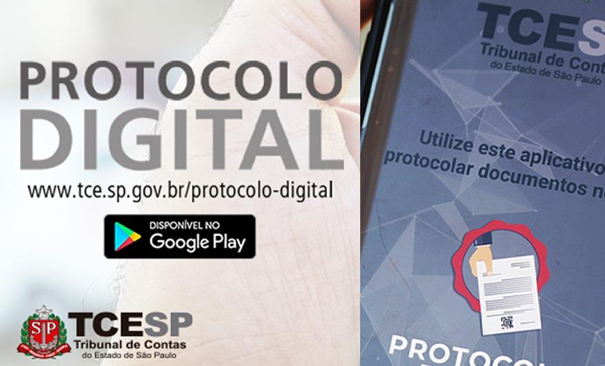Com 14 meses de implantação, Protocolo Digital do TCESP recebe quase 8 mil processos